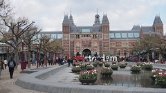 P4280745 () Tags: holland amsterdam museumplein