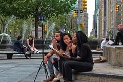 (++Rob++) Tags: usa newyork manhattan columbuscircle