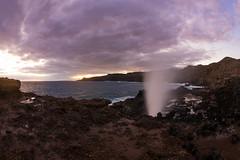 2016.01.04-Maui-042 (c_tom_dobbins) Tags: sunrise hawaii surf waves maui blowhole nakalele