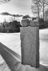 January 18 (ann.j.west) Tags: rocksculpture