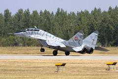 MiG-29UBS Slovakia (Rob Schleiffert) Tags: mig mig29 tigermeet fulcrum kecskemet slovakairforce