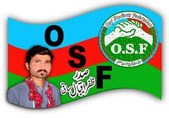 OSF flag (Oad Students Federation) Tags: zafar oad osf saqi osfflag