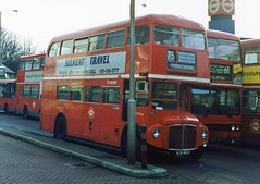 RM2046 (Vernon C Smith) Tags: travel buses routemaster rm lonodn selkent