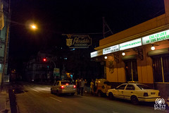 El Floridita (andrea.prave) Tags: light luz bar night noche pub nacht lumire havana cuba hemingway havanna notte luce kuba  taberna floridita lahabana    lavana     lahavane  avava