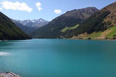 Lago Vernago (uwelino) Tags: ca italien blue italy alps spectacular lago see amazing cool europa europe sommer best glacier loveit adventure juli alpen wandern texel ausblick südtirol altoadige stausee schnalstal 2015 vinschgau trakking spectacularlandscape panoramablick ötzi vernagt schnals texelgruppe similaun bestoftheday thebestofday