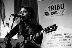 Carmen Boza @ TriBU, Burgos (montsesing) Tags: las music de la casa concert concierto acoustic msica burgos conciertos songwriter cantante tribu acstico musas cantautora