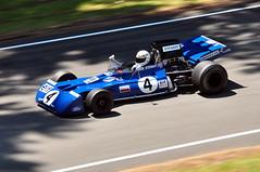 1971 Tyrrell 004 - John Dimmer (jimculp@live.com / ProRallyPix) Tags: blue race 4 f1 stewart tyrrell
