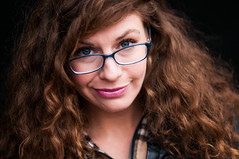Wren B January 7 2016-4456 (houstonryan) Tags: california blue b eye art hair print four photography glasses see utah eyes pretty photographer photoshoot modeling ryan houston fast clear southern curly photograph actress acting actor wren sight now haired spectacles wavy clearly foureyes lenses spontaneous eyesight correction houstonryan