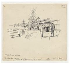 Loxton H745 (Bristol Libraries) Tags: uk bristol dock portishead