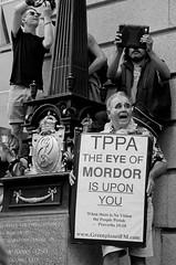 TPPA 2016-40 (domhartnett) Tags: newzealand democracy protest auckland aotearoa queenstreet skycity aoteasquare tpp tangatawhenua thisiswhatdemocracylookslike tppa tetiritiowaitangi thetreatyofwaitangi realchoice stoptpp tppanoway tranpacificpartnership itsourfuture noaltpp
