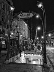 Paris (lesphotosdumanu) Tags: paris france metropolitan mtroparisien