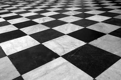 black and white floor (spencerrushton) Tags: city blackandwhite white abstract black london beautiful canon square cathedral availablelight walk chess stpauls spencer stpaulscathedral 1022mm 1022 londoncity manfrotto cityoflondon canon1022mm rushton canonlens manfrottotripod spencerrushton 760d canon760d