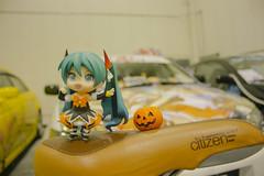 Halloween Miku 003 (kyontheotakugamer) Tags: anime honda manga subaru civic impreza wrx acura lancer mitsubishi rsx crz fa1 fa5 tlx nepnep itasha vocaloid hatsunemiku blackrockshooter amnights