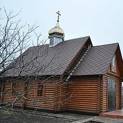 Храм Воскресения Словущего (на Байковом кладбище)