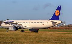 D-AISU (CJK PHOTOS) Tags: code aircraft airline airbus type information lufthansa registration sn modes a321 4016 daisu a321231 3c6675