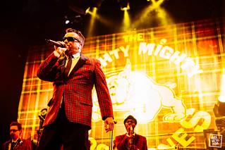 The Mighty Mighty Bosstones // Shot by Jurriaan Hodzelmans