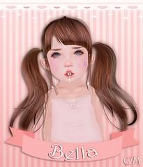 {.Honey.} ~ Bella Shape ~ (Maggie0294) Tags: life cute kid toddler mesh little sl secondlife second shape toddleedoo