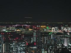 (tadanohomohomo) Tags: japan tokyo nightscape tokyotower odaiba