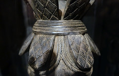 Bundu or Sowei Helmet Mask