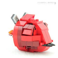 Angry Bird (dvdliu) Tags: bird lego angry moc mixels