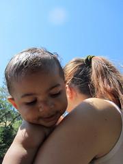 2012-07-14 15.07.26 (heatherbees) Tags: baby creek swim play jaden buttecreek