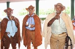 Vaqueiros na hora do caf da manh 011 (vandevoern) Tags: brasil piripiri piaui graa remdios orao painosso vandevoern