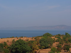 Island (Rahul Chhiber) Tags: ocean sea beach water coast konkan diveagar