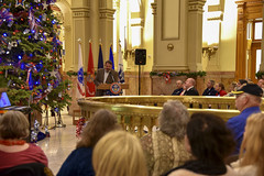 151217-Z-IM587-009 (CONG1860) Tags: usa colorado denver co veterans sacrifice heros militaryservice goldstarfamilies coloradonationalguard treeofhonor governorsownarmyband