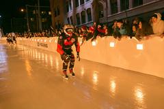 Red Bull Crashed Ice (Saibal K. Ghosh) Tags: action saibalghosh ice photography crashedice redbull usa 2016 crash sports minnesota