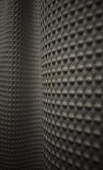 (K. Freese) Tags: shadow abstract texture geometric monochrome modern bathroom shower nikon pattern showercurtain d7100