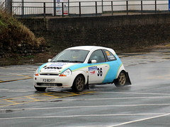 Ford Ka (DaveWilcock) Tags: west ford rally north stages ka fleetwood northweststagesrally2016