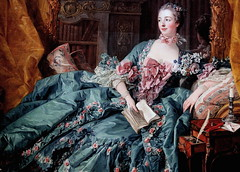 IMG_8698B Franois  Boucher 1703-1770. Paris.   Mme de Pompadour.   Munich  Alte Pinakothek (jean louis mazieres) Tags: france museum painting frankreich muse museo francia peintures peintres franoisboucher