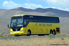 Sea Gull Holiday Prevost Coach (NV) (Trucks, Buses, & Trains by granitefan713) Tags: bus prevost charterbus coachbus prevostcoach