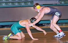 2015 Green and Gold Meet - KV8A1853 (Leo Tard1) Tags: california ca usa male sport canon athletic wrestling indoor wrestler athlete sanluisobispo wrestle calpoly mustangs singlet 2015 collegewrestling 7dmarkii greenandgoldmeet