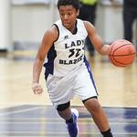 RVHS Varsity Ladies Basketball Playoffs vs Spartanburg 2/16/16