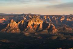1602 Bear Mountain Sunset 01 (c.miles) Tags: sunset sedona bearmountain bearmountaintrail