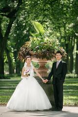 DSC_9105 (Dear Abigail Photo) Tags: nyc wedding centralpark xin weddingday prewedding weddingphotographer newyorkwedding dearabigailphotocom