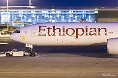 Ethiopian Airlines 777-300(ER) ET-APX (birrlad) Tags: brussels paris glass night airplane photography airport ramp belgium taxi aircraft aviation airplanes terminal apron international airline boeing airways airlines addisababa 777 tow airliner bru cdg ethiopian taxiway b777 777300er b773 77736ner et705 etapx