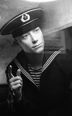 Inside the U-434 (Max Miedinger) Tags: blackandwhite film monochrome analog blackwhite nikon kodak trix hamburg bn submarine 1600 soviet epson sw f3 rodinal developed biancoenero amburgo xtol pellicola v700 rullino u434 b515 xtrodinal