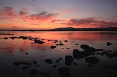 Sunset - 15/03/2016 (Andy G 450D) Tags: sunset sky cloud beach landscape dusk shore 1022mm inver 450d