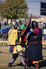 IMG_0075a (goss_maggie) Tags: for sca creative fighters society anachronism hardsuit atenveldt queenschampion kingcasca