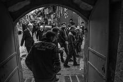 DSC_1780 (zeynepcos) Tags: street door people turkey istanbul bazaar eminonu sirkeci tahtakale