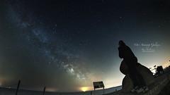 'Our Amazing Galaxy.. (Milky Way from The Netherlands) (Raymond K. Photography) Tags: holland netherlands dutch sony thenetherlands astrophotography nightsky melkweg milkyway markermeer demelkweg starrysky a7s sonya7s samyang12mmf28asncsfisheye