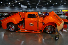 1950 Ford F1 (bballchico) Tags: ford pickuptruck f1 halloffame custom 1950 dangraham portlandroadstershow georgebarrisawardbestcustomwestcoastcustomscruisinnationals2015