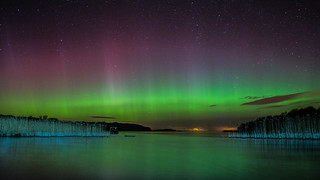 Lough Neagh Aurora ~ explored