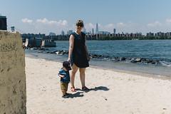 WB July 2015 4 (Ferdi H) Tags: newyorkcity summer newyork beach brooklyn strand river cityscape zomer eastriver williamsburg stad uppereastside stadsgezicht