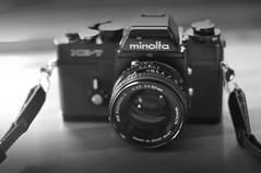 Minolta XE-7 (rolandmks7) Tags: camera minolta xe xe7 rokkorx sonynex5n