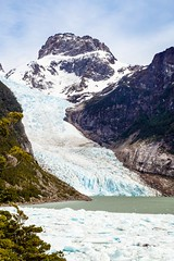 The Serrano Glacier (BlinkOfALens) Tags: chile blue patagonia mountains ice outdoors hiking glacier cl torresdepaine puertonatales chileanpatagonia regindemagallanesydelaantrticachilena regindemagallanesydelaan