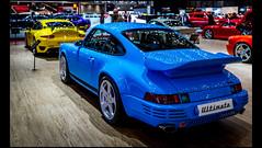 Porsche 911 RUF Ultimate & 991 RTR (Laurent DUCHENE) Tags: geneva ultimate 911 porsche ruf 991 2016 rtr