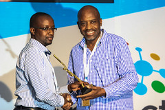 Microsoft Innovation Awards education category- runners up Shule Pro